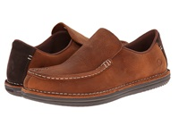 Merrell Bask Moc Clay Men's Slip On Shoes Tan