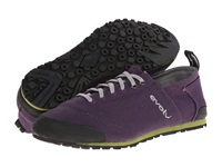 Evolv Cruzer Purple 1 Women's Lace Up Casual Shoes