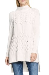 Vince Camuto Women's Two By Mock Neck Tunic Sweater