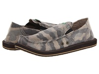 Sanuk Pick Pocket Camo Men's Slip On Shoes Multi