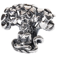 Trollbeads Sterling Silver Tree Of Awareness Pendant