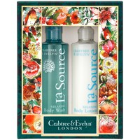 Crabtree And Evelyn La Source Body Care Duo