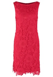 Wallis Cocktail Dress Party Dress Cherry Red