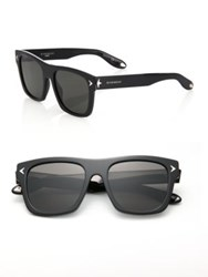 Givenchy Wayfarer 55Mm Logo Sunglasses Havana Black