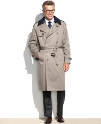 Lauren Ralph Lauren Edmond Belted Trench Coat Loden