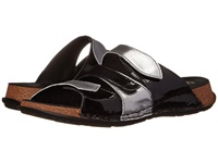 La Plume Roberta Black Combo Women's Shoes