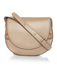 Nica Mila Neutral Cross Body Bag Neutral