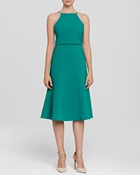 Black Halo Dress Devine Two Piece A Line Midi Green Cove