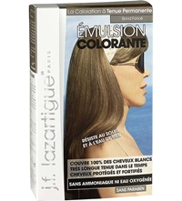 J.F.Lazartigue Colour Emulsion For Grey Hair In Dark Blonde 60Ml
