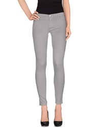 Fifty Four Trousers Casual Trousers Women Grey