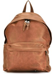 Eastpak Padded Backpack Brown