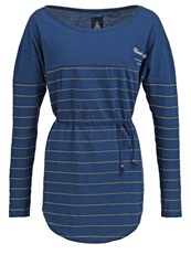 Gaastra Jute Long Sleeved Top Dark Indigo Blue