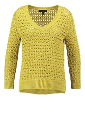 Banana Republic Jumper Lively Chartreuse Yellow