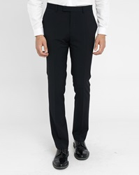 Sandro Navy Notch Suit Trousers