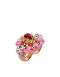 Shourouk Rings Pink