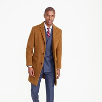 J.Crew Ludlow Topcoat In Italian Wool Cashmere
