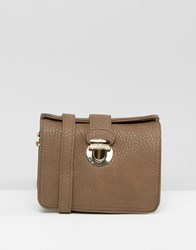 Lavand Cross Body Bag Brown