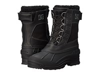 Dc Rodel Black Men's Cold Weather Boots