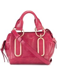 See By Chloe Small 'Paige' Tote Pink Purple