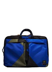 Marni X Porter Small Travel Suitcase Blue