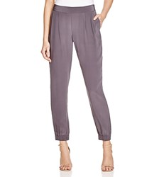 Joie Lupella Silk Jogger Pants