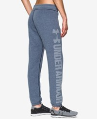 Under Armour Favorite Fleece Sweatpants Midnight Navy