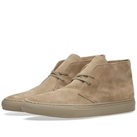 Common Projects Chukka Suede Brown
