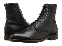 Frye Will Lace Up Black Men's Lace Up Boots