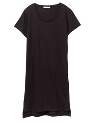 Alternative Apparel Eco Jersey Tee Shirt Dress Eco Black