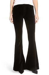 James Jeans Women's Shayebel Velveteen Flare Pants