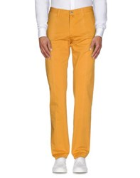 Betwoin Trousers Casual Trousers Men Ochre