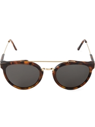 Retrosuperfuture Retro Super Future 'Giaguaro' Sunglasses Brown