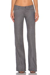 Level 99 Newport Wide Leg Pant Gray