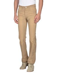 Gas Jeans Gas Casual Pants Camel