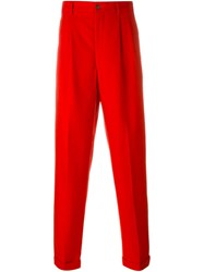 Comme Des Garcons Gara Ons Vintage Tailored Trousers