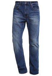 Element Rochester Straight Leg Jeans Rinsed Denim