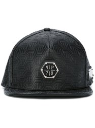 Philipp Plein 'Train' Cap Black