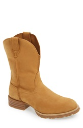 Ariat 'Hybrid Street Side' Cowboy Boot Men Golden Wheat