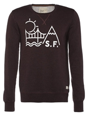 Revolution Sweatshirt Bordeaux