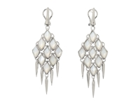 Stephen Webster Verne Large Earrings With Hanging Daggers