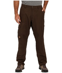 Fj Llr Ven Ovik Trousers Dark Olive Men's Casual Pants