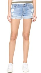 James Jeans Slouchy Fit Shorty Boy Shorts Joy Ride