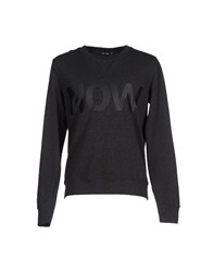 Blk Dnm Topwear Sweatshirts Men Steel Grey