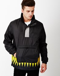 10.Deep Estadios Unidos Pullover Jacket Black