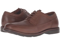 Mark Nason Jutland Cognac Dress Leather Men's Lace Up Casual Shoes Brown