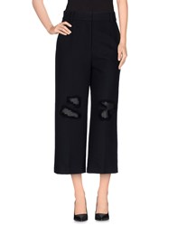 Alexander Wang Trousers Casual Trousers Women Dark Blue