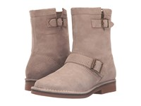Hush Puppies Aydin Catelyn Taupe Suede Women's Boots