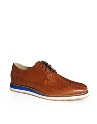 Hush Puppies Oxford Shoes Brown