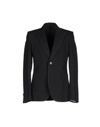 Tom Rebl Suits And Jackets Blazers Men Steel Grey