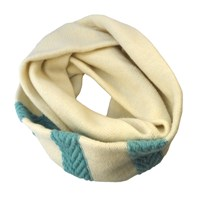 Hcr Arrows Loop Scarf Green